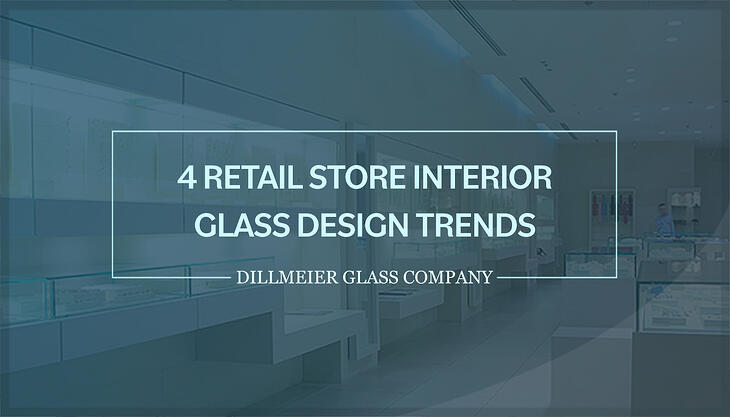 Dillmeier logo with text - 4 Retail Store Interior Glass Design Trends