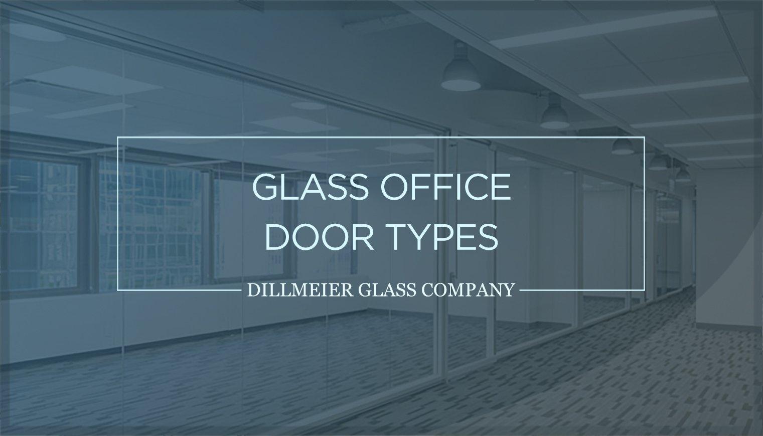 Glass-Office-Door-Types