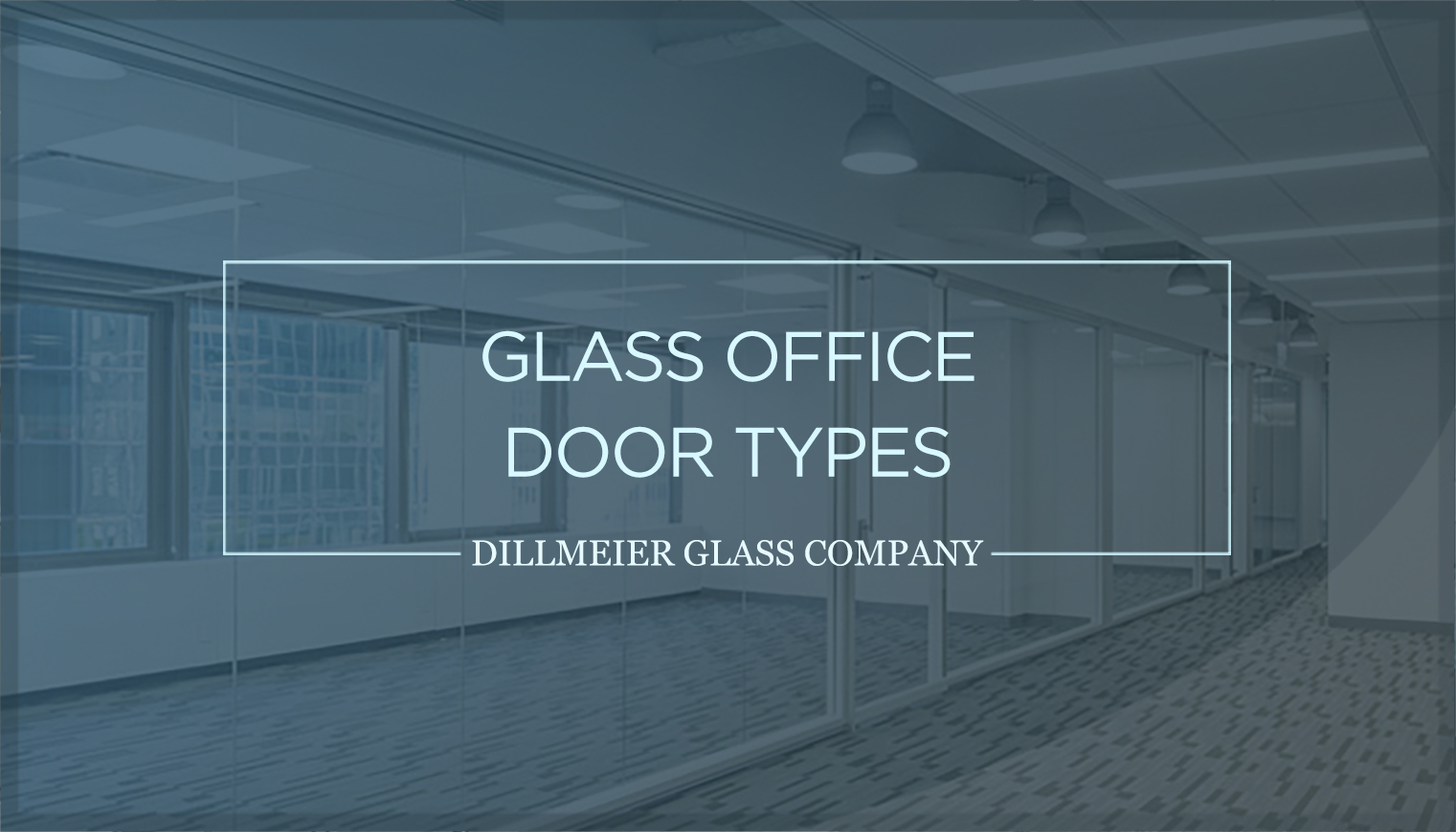 Glass-Office-Door-Types