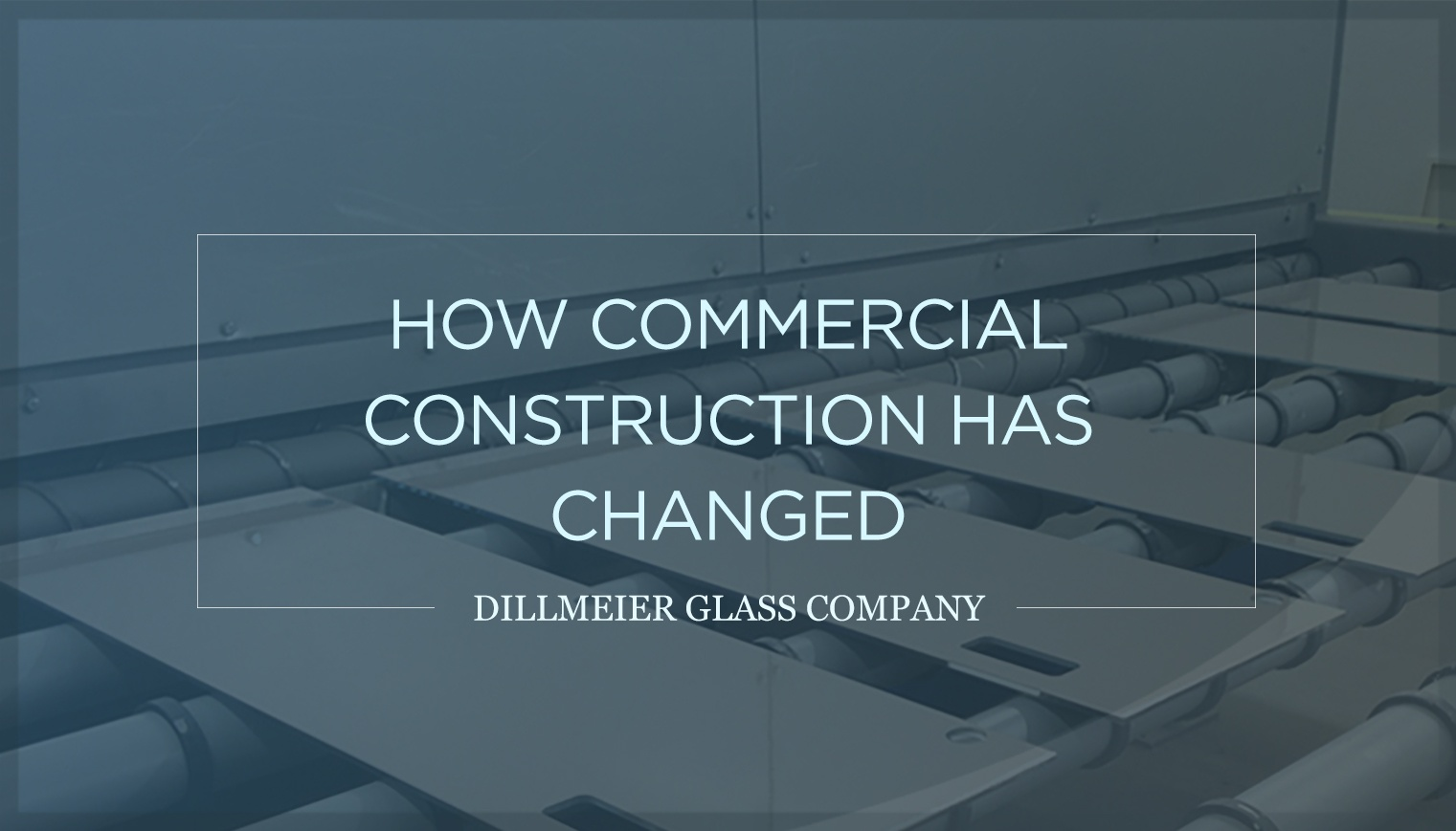 How Commercial Construction Has Changed