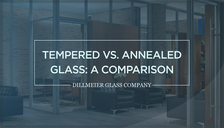 Social Image with title - Tempered vs. Annealed Glass- A Comparison
