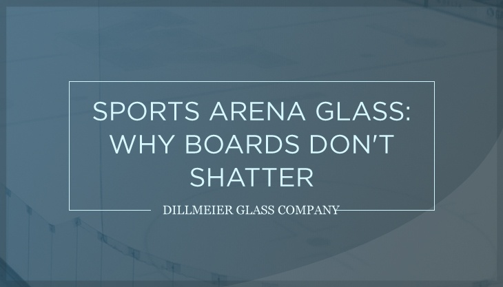 Sports Arena Glass: Why Boards Don't Shatter
