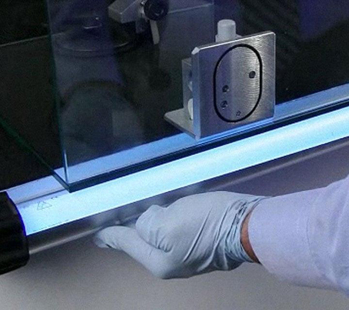 UV Bonding