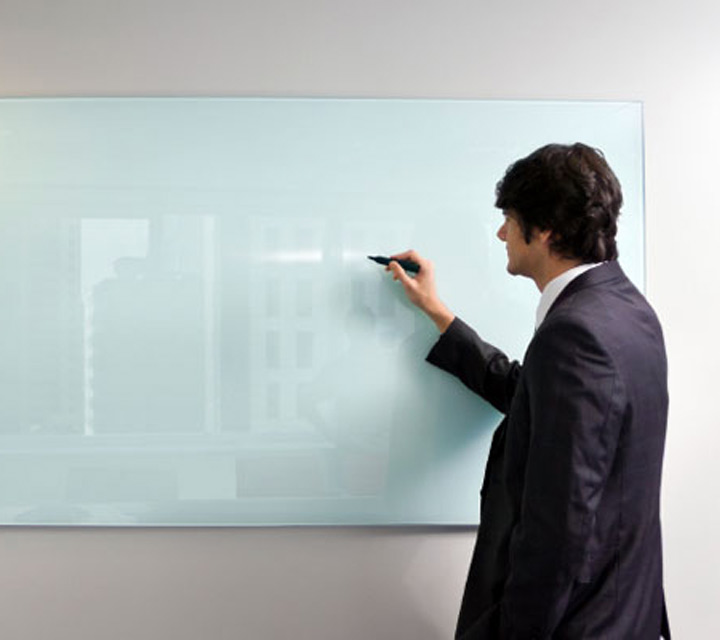 Glass Magnetic Boards
