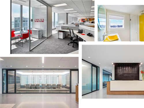 Collage-of-Glass-Office-Walls-and-Backpainted-Glass-Images