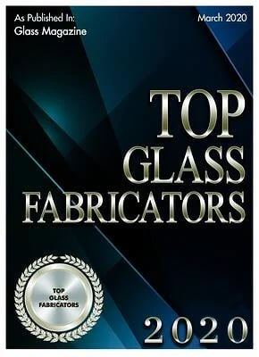 2020 Top Glass Fabricator Award