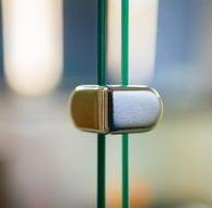 Surround-chrome-connector