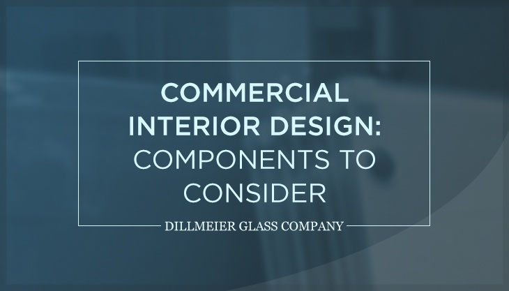 Commercial Interior Design: Components to Consider
