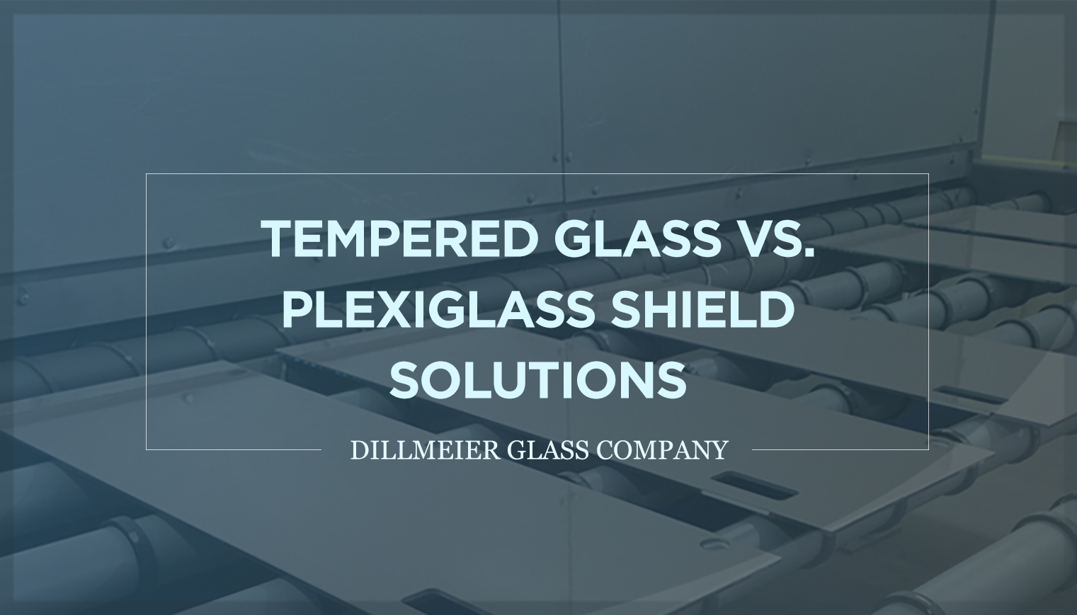 Tempered Glass vs. Plexiglass Shield Solutions