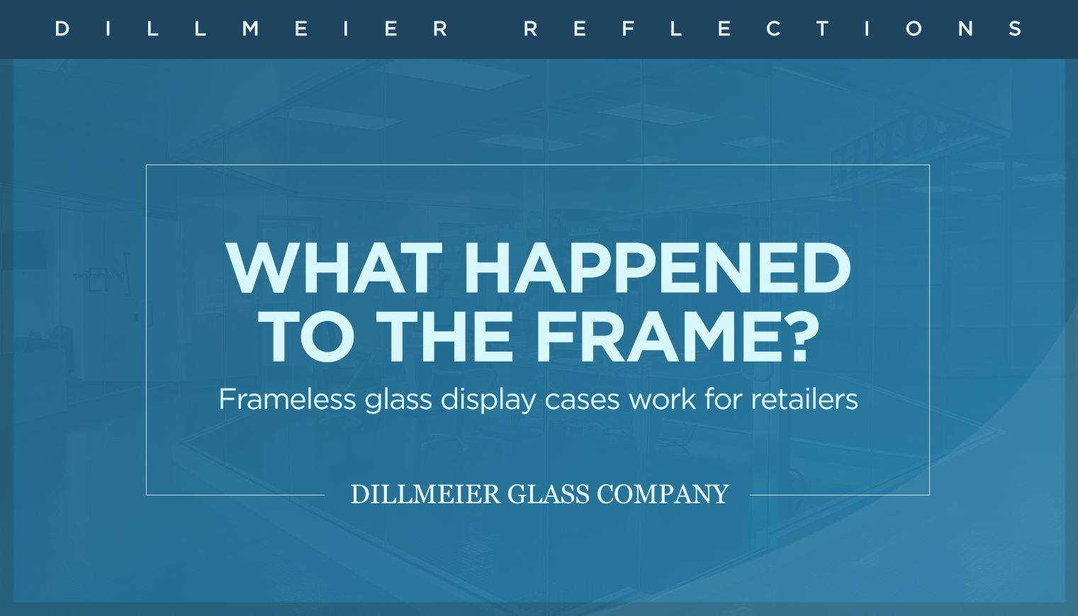 What Happened To The Frame?